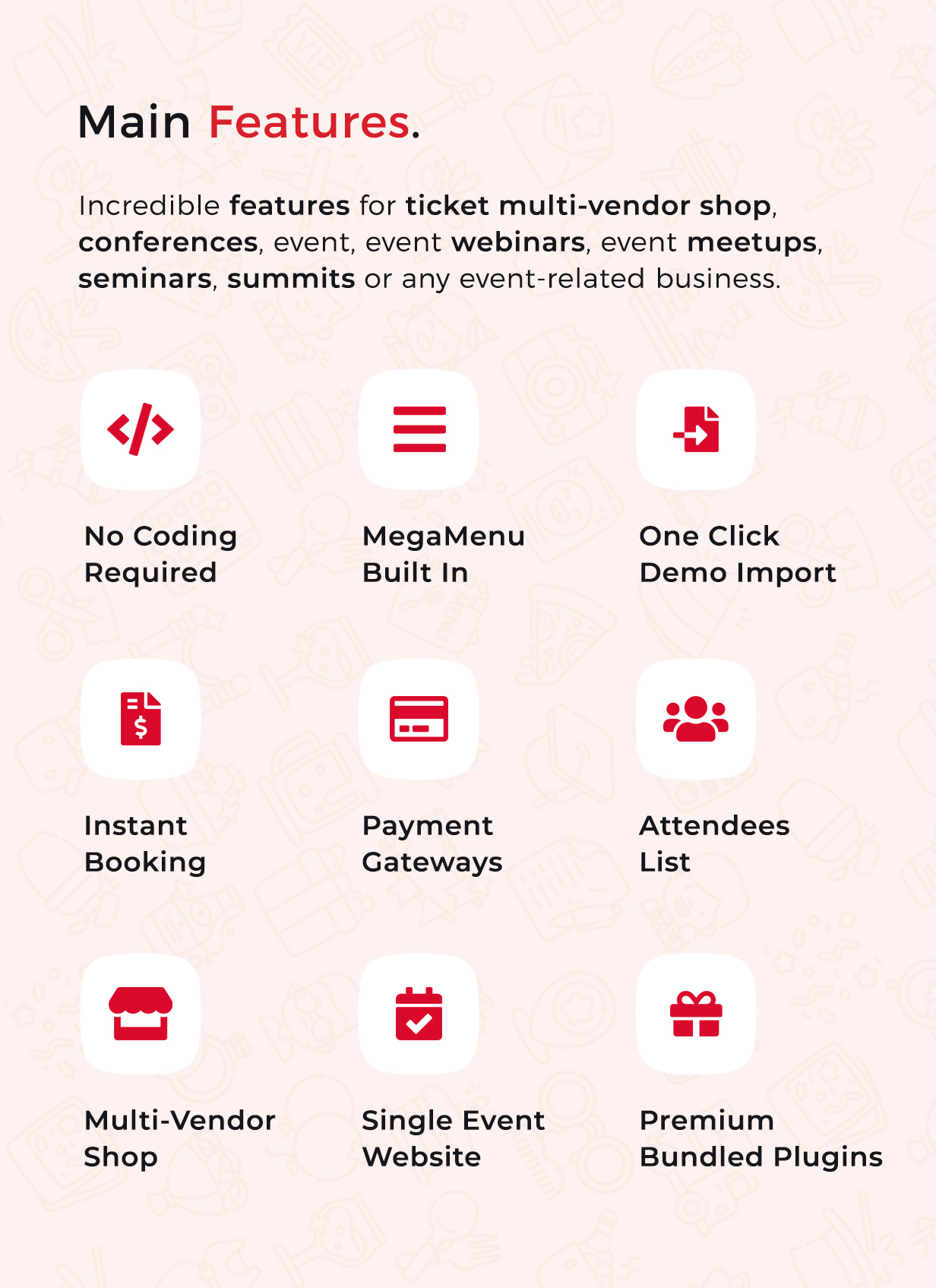 RoyalTickets - Events Booking WordPress Theme - 14